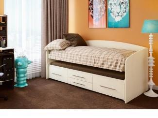 Детская кровать Адель 5 - Мебельная фабрика «Олмеко»
