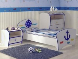 Детская Соната Kids  для мальчиков - Мебельная фабрика «Орматек»