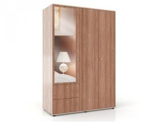 Вместительный трёхдверный шкаф Болеро  - Мебельная фабрика «Фран»