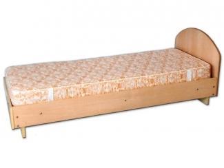 Кровать 1-спальные с 1-ой спинкой