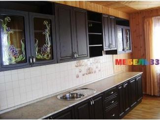 Кухня прямая - Изготовление мебели на заказ «Мебель 33»