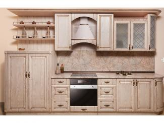 Кухня прямая Пиластер