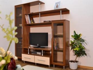 Гостиная стенка «Олимп» - Мебельная фабрика «Евромебель»