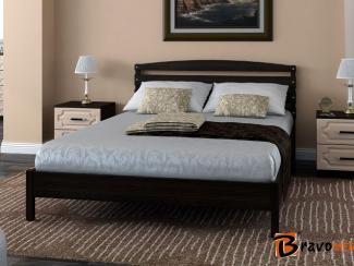 Кровать Камелия 1 - Мебельная фабрика «Bravo Мебель»