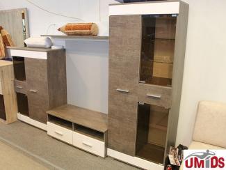 Мебельная выставка Краснодар: Гостиные стенки - Мебельная фабрика «Элегия»