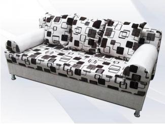 Простой диван ЕК-1 - Мебельная фабрика «Династия»