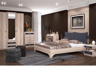 спальня Лайза - Мебельная фабрика «Уфамебель»