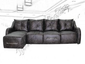 диван угловой Лекс 4 оттоманка