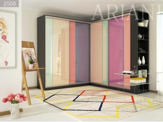 Яркий шкаф-купе Ди Сопра - Мебельная фабрика «Ариани»