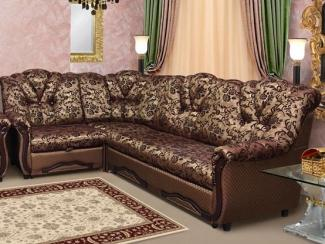 Диван угловой «Тюльпан» - Мебельная фабрика «Ахтамар»