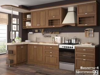 Кухонный гарнитур угловой Виолетта 4