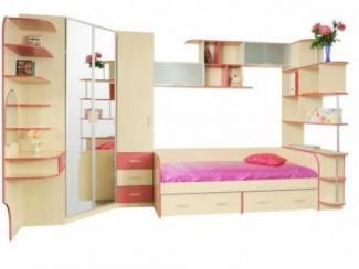 Детская Карамелька - Мебельная фабрика «Балтика мебель»