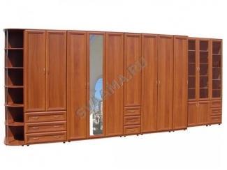 Большой распашной шкаф для белья - Мебельная фабрика «Сваама»