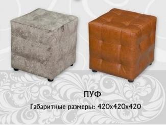 Пуф - Мебельная фабрика «Барокко»