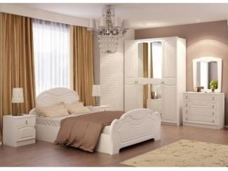 Готовая спальня Александрина  - Мебельная фабрика «Disavi»