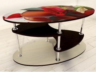 Журнальный стол с фотопечатью 5УФ - Мебельная фабрика «Ваша мебель»
