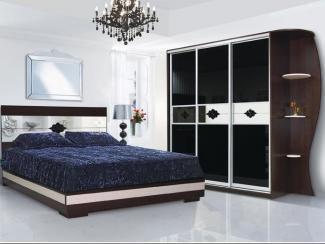 Спальный гарнитур «Соренто» - Мебельная фабрика «Ахтамар»