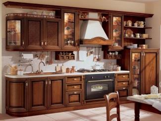 Кухня прямая Firenze - Мебельная фабрика «Zetta»