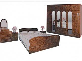 Спальня Монарх МДФ