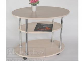 Стол журнальный 45 - Мебельная фабрика «MINGACHEV»