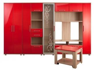 Стенка в гостиную ТВА Вита - Мебельная фабрика «Премиум»