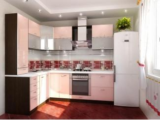 Крашенная кухня Пеле - Мебельная фабрика «Derli»
