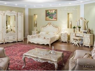 Спальный гарнитур Мона Лиза - Мебельная фабрика «Буденновская мебельная компания»
