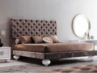 Мягкая кровать Сицилия 6 - Мебельная фабрика «Новая мебель»
