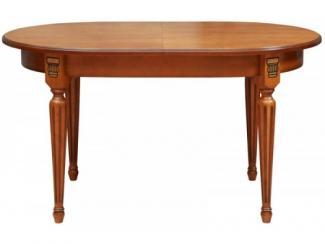 Стол обеденный  Валенсия 10 Береза - Мебельная фабрика «Пинскдрев»