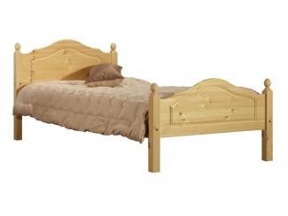 Практичная кровать Кая (K2) - Мебельная фабрика «Timberica»