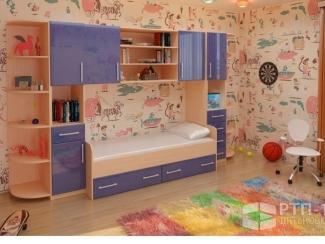 Детская для мальчика Бэмби - Мебельная фабрика «Дятьковское РТП-1», г. Дятьково