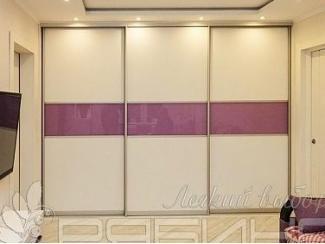 Новый встроенный шкаф-купе Иллюзион NEW - Мебельная фабрика «Рябина», г. Москва