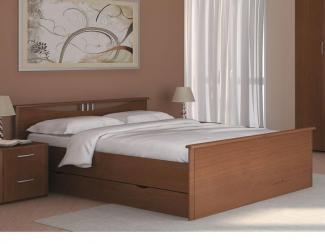 Кровать Мелиса - Мебельная фабрика «Боровичи-Мебель»