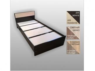 Кровать КВ 120 - Мебельная фабрика «SPSМебель»