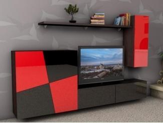 Стенка Рико 2 - Мебельная фабрика «Средневолжская мебельная фабрика»