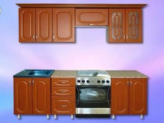 Кухня прямая «Леонардо» - Мебельная фабрика «Альянс»