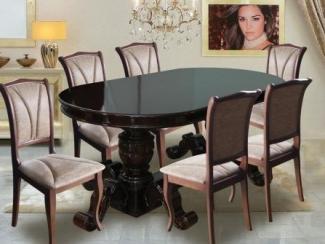 Стол обеденный - Мебельная фабрика «Алина-мебель»
