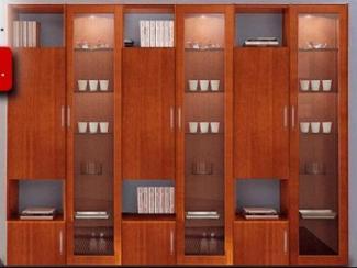 Гостиная стенка Эконом 8 - Мебельная фабрика «Победа»