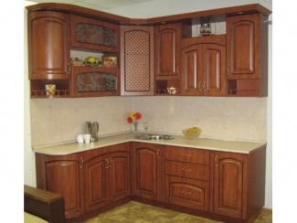 кухня угловая Золушка - Ретро (черешня)