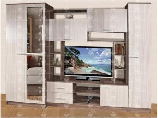 Красивая гостиная Шихан-1 - Мебельная фабрика «Росток-мебель»