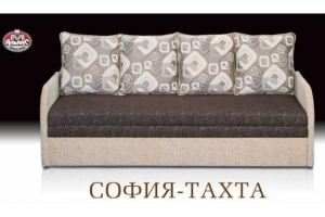 Тахта прямая София  - Мебельная фабрика «Альянс-М»