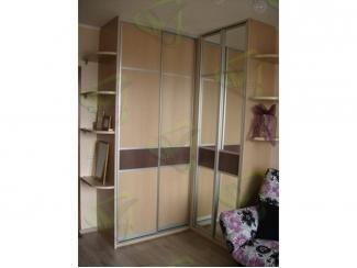 Шкаф-купе в спальню Каприз - Мебельная фабрика «Виста»