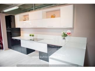 Кухонный гарнитур с барной стойкой Консул - Мебельная фабрика «Кухни Вардек»