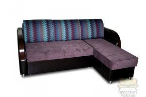 Диван угловой Лидер 3 - Мебельная фабрика «Престиж мебель»
