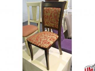 Мебельная выставка Краснодар: Стул - Мебельная фабрика «Sedie Tavoli»