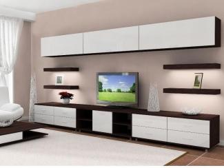 Стильная гостиная стенка - Мебельная фабрика «Нижнетагильская мебельная фабрика»