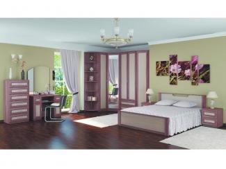 Спальня АРИЯ 6 - Мебельная фабрика «Азбука мебели»