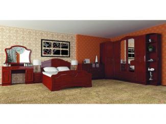 Спальня Аврора - Мебельная фабрика «Меркурий»