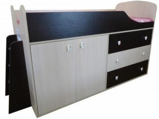 Кровать-чердак С-135 К - Мебельная фабрика «Рузская мебельная фабрика»