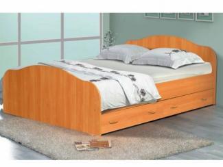 Кровать с ящиками - Мебельная фабрика «Актив-М»
